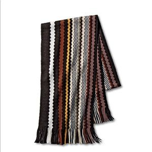NWT Missoni for Target Scarf